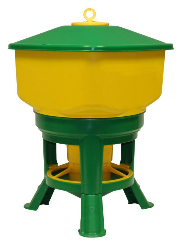 Novital 20kg_Yellow & Green Feeder
