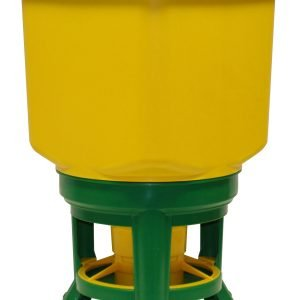 Novital 30kg Yellow & Green Feeder