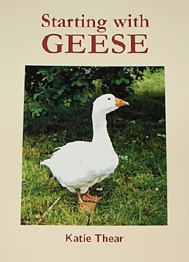 Starting with Geese Book