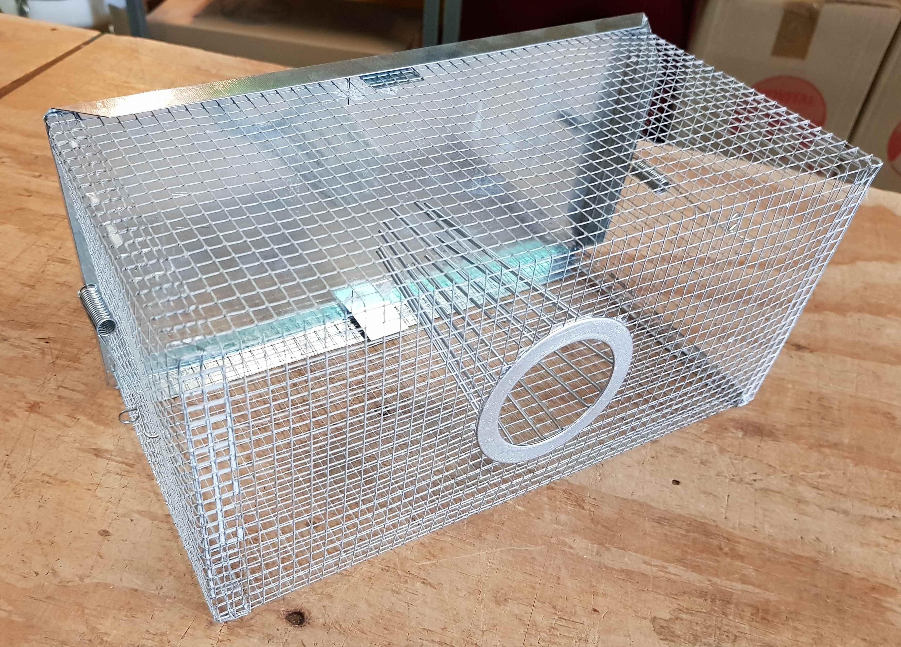 Craypot Rat Trap