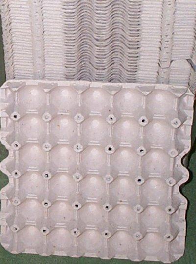Cardboard Egg Flats