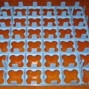 Egg tray 36 hole Hen
