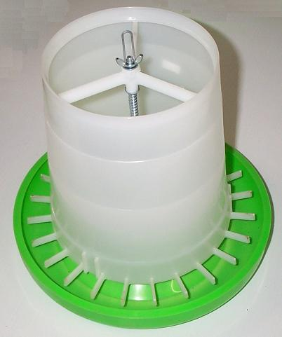 Feeder Green Base 5 Kg