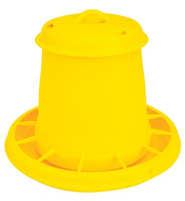 Novital 3.5 kg Yellow Feeder