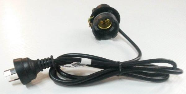 Turnlock Brooder Socket
