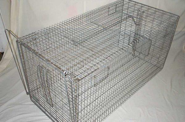 120cm Dog trap