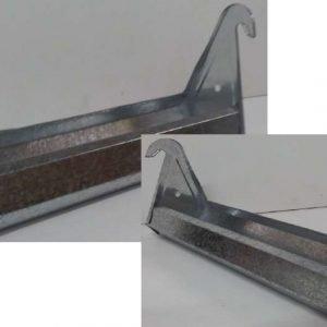 Feeder 30cm Metal Novital