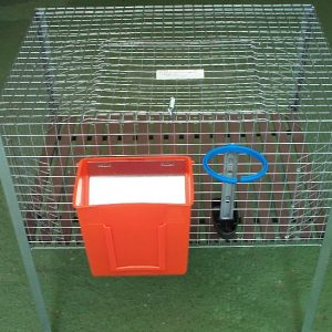Rabbit Hutch Single