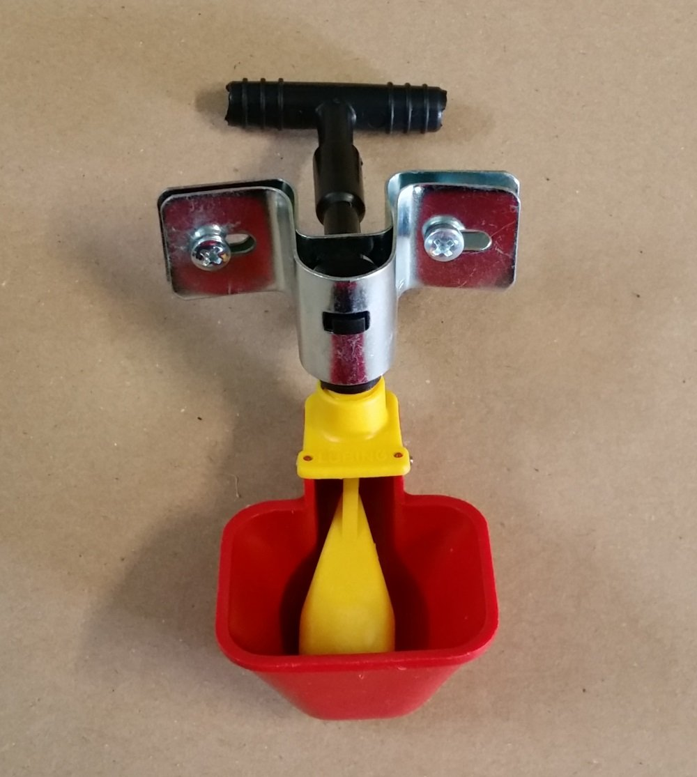 Lubing Cup Drinker with Bracket