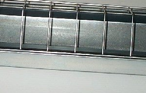 Novital Metal Trough Feeder 50cm