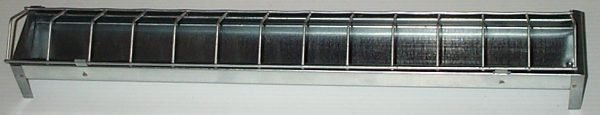 Novital Metal Trough Feeeder 50cm