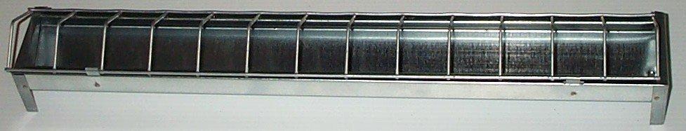 Novital Metal Trough Feeeder 50cm
