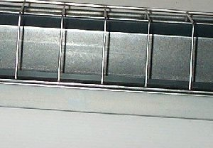 Novital Metal Trough Feeder 75cm