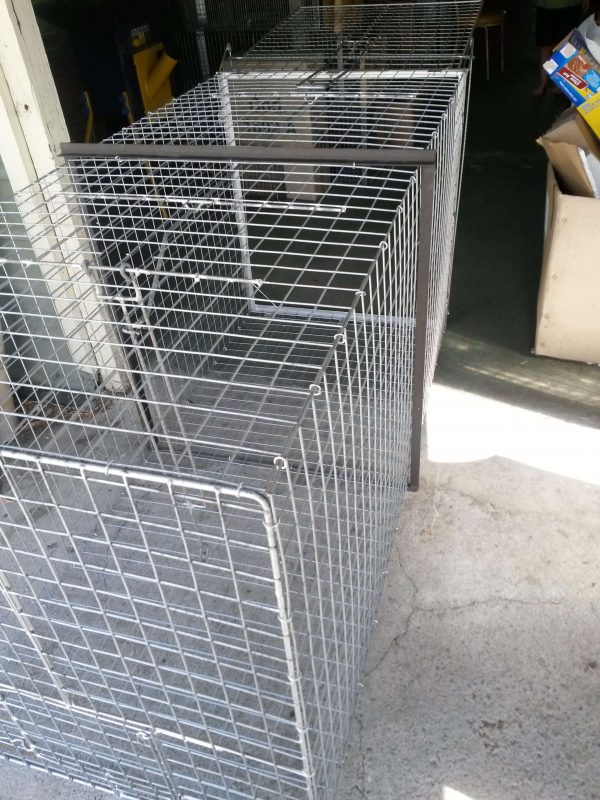 Dog trap 180cm