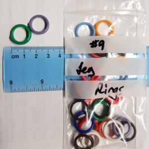 Leg Rings #9-Multi Colours